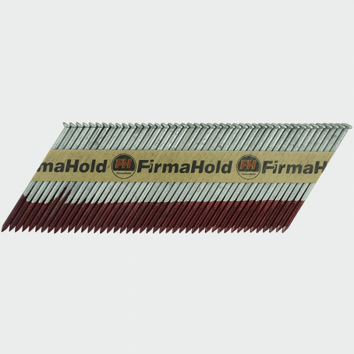 FirmaHold HDGV (HOT DIPPED GALV) 2.8 x 50mm Clipped Head Nails (3300 + 3 Fuel Cells)