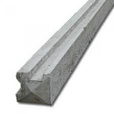 Concrete Corner Slotted Post - 8' (2.4m)