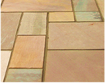 Sandstone (Calibrated 22mm) - Panther - Patio Pack