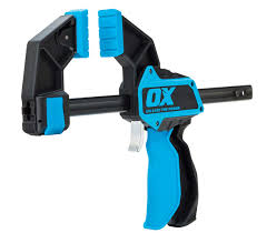 Ox Pro Heavy Duty Bar Clamp - 150mm / 6""