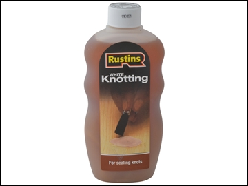 Rustins White Knotting - 300ml