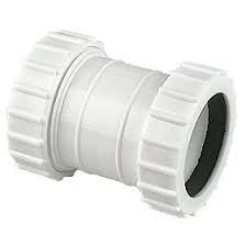 32mm Mechanical Waste Straight Connector