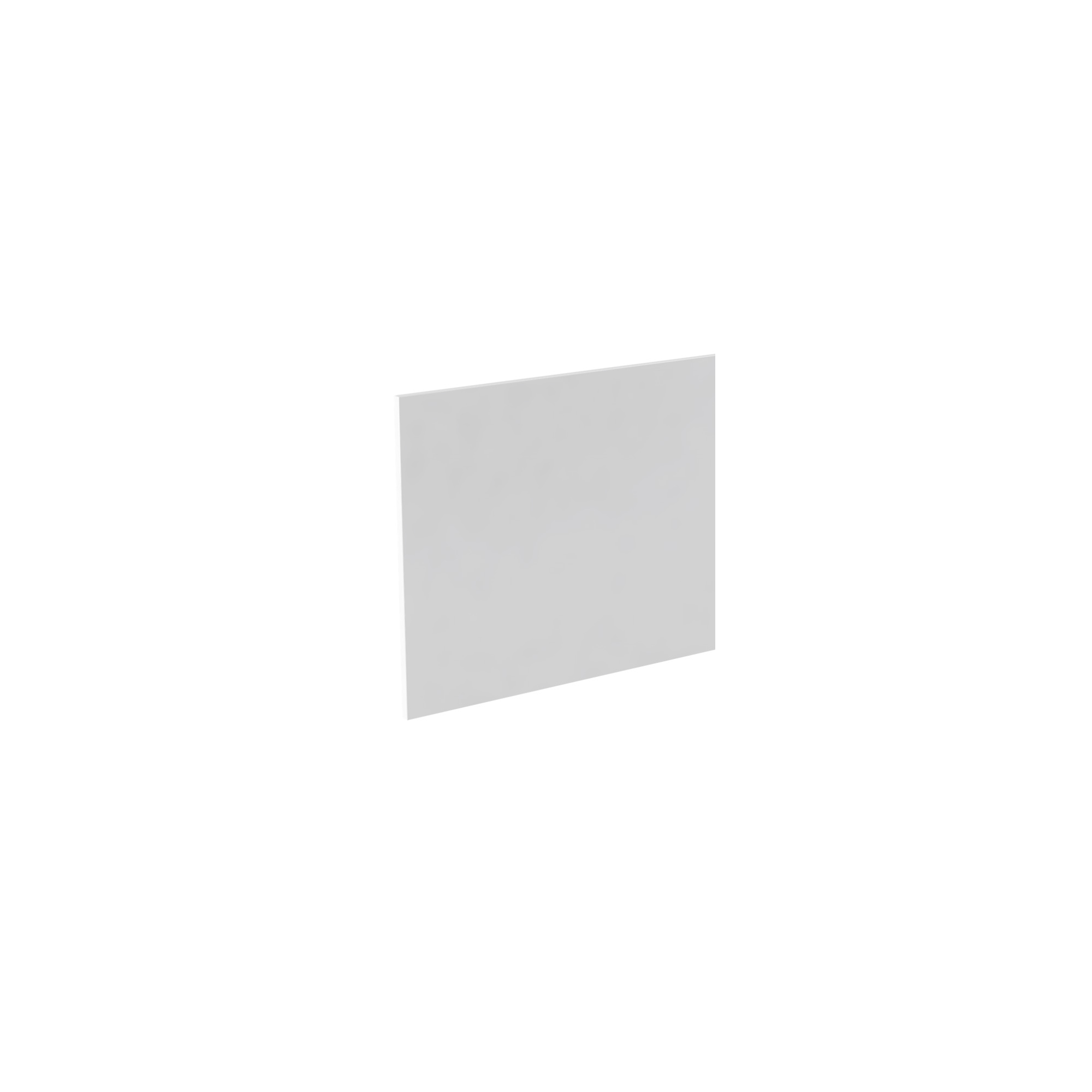 K-Vit Ikon 800mm Bath Panel - White