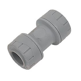 Polyplumb 28mm Straight Couplings