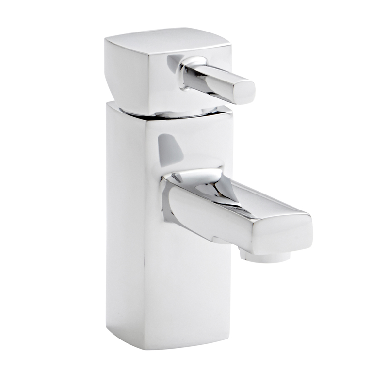 K-Vit Mode Mini Mono Basin Mixer (c/w Click Clack Waste)
