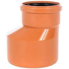 160mm Underground 160mm to 110mm Level Invert Reducer