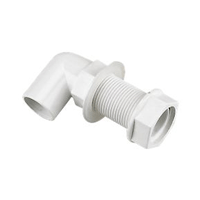 21.5mm Overflow Bent Tank Connector