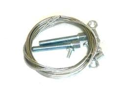 Gas Fire Fixing Kit