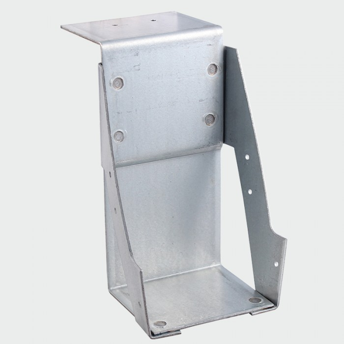 150 x 50mm Single Piece Build-In Masonry Joist Hanger