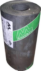 Code 3 240mm Cast Lead Roll - 6m (Green)