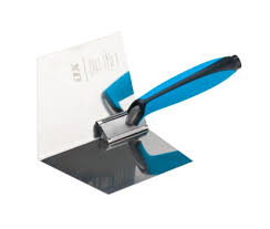 Ox Pro Dry Wall Internal Corner Trowel - 102 x 127mm