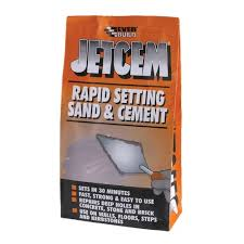 Everbuild JETCEM Premix Sand and Cement (2kg)