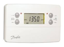 Danfoss CP715SI 7 day 5/2 day programmer (with common timebase) 087N789700