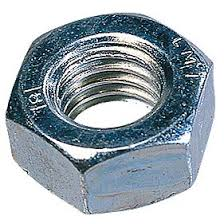 Hex Nuts: M10 (Box of 100)