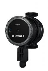 Lowara Ecocirc central heating pump 15/50-60 (6 meter head)