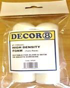 "Decor8 4"" Mohair Roller Refills (Twin Pack)"