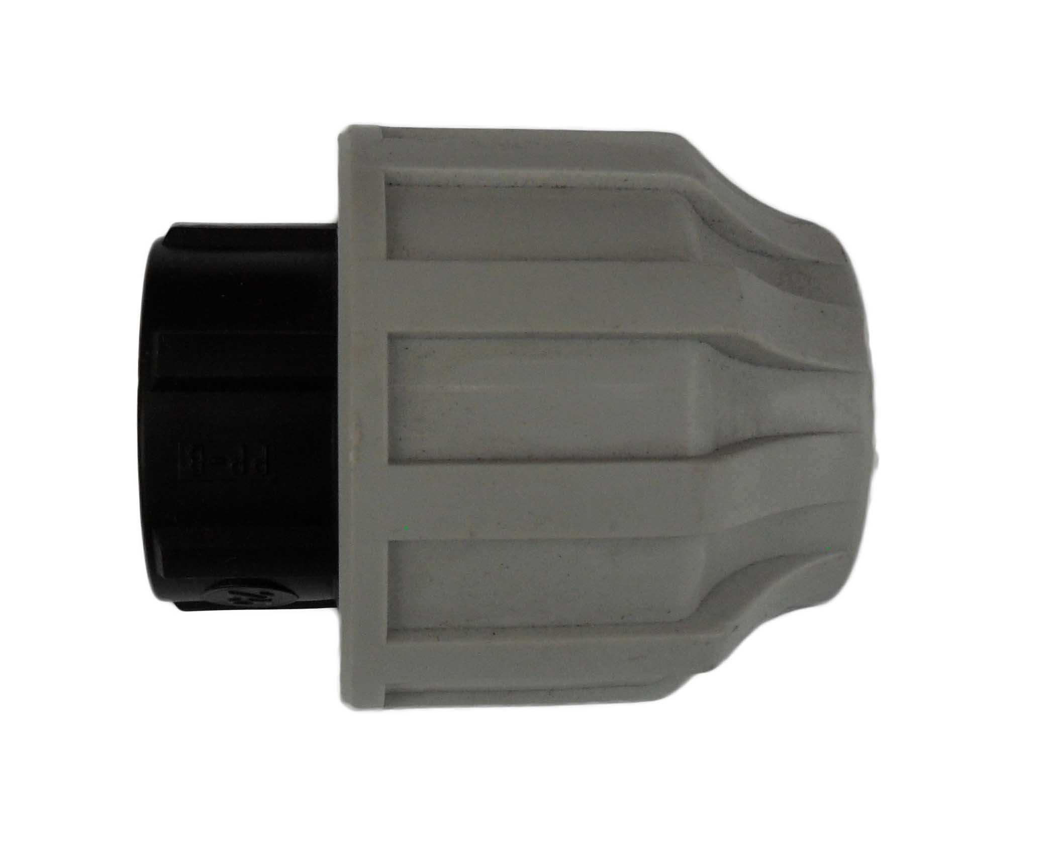 25mm MDPE End Cap