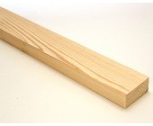 25 x 50mm PAR Softwood Timber