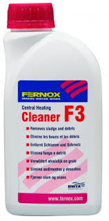 Fernox F3  500ml system cleaner (new system)