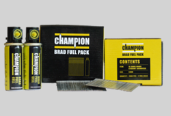 Champion 64mm Galv 2000 Brad Pack (2 Fuel Cells)