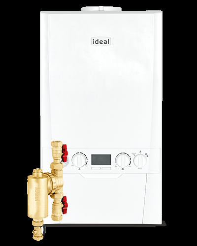 Ideal Logic Max H24 Heat Only Boiler 218866 - 24kW (10 Year Warranty, comes with Ideal Filter)
