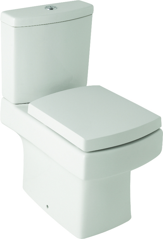 K-Vit Embrace C/C WC Pan & Cistern (Seat Not Included)