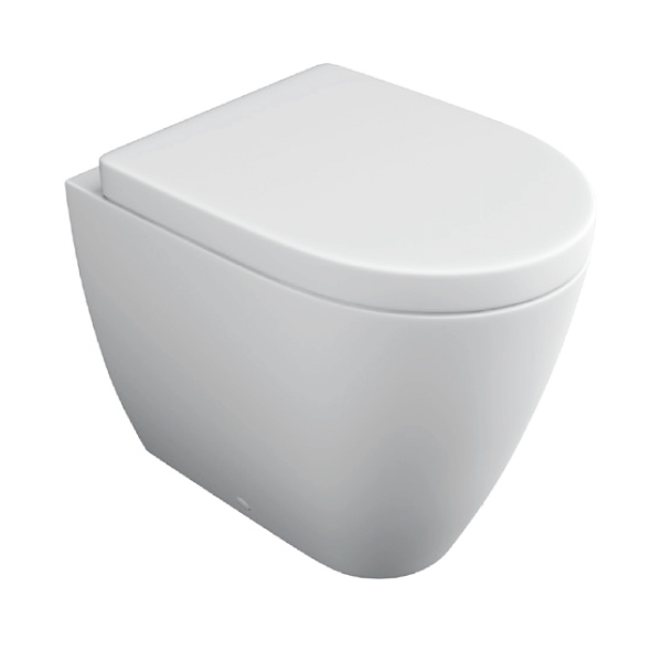 K-Vit Genoa Back To Wall WC Pan