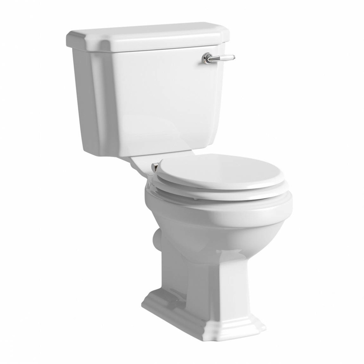 K-Vit Astley C/C WC Pan & Cistern (Seat Not Included)