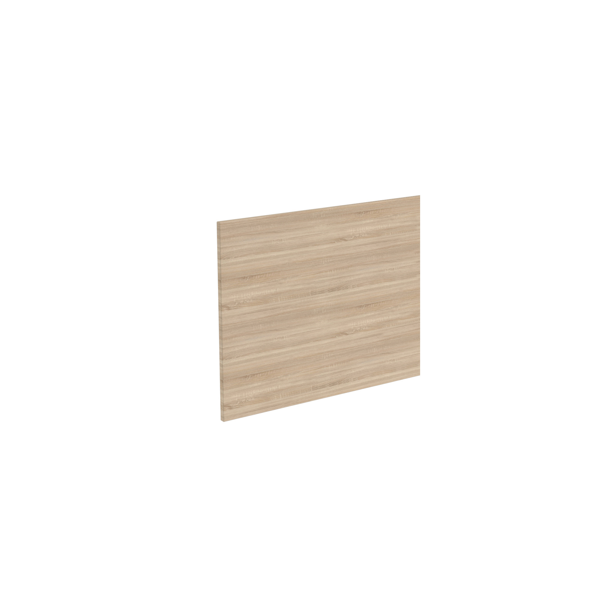 K-Vit Ikon 750mm Bath Panel - Natural Oak
