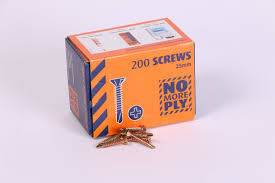 STS TORX Head 50mm NoMorePly Screws (Box of 200)