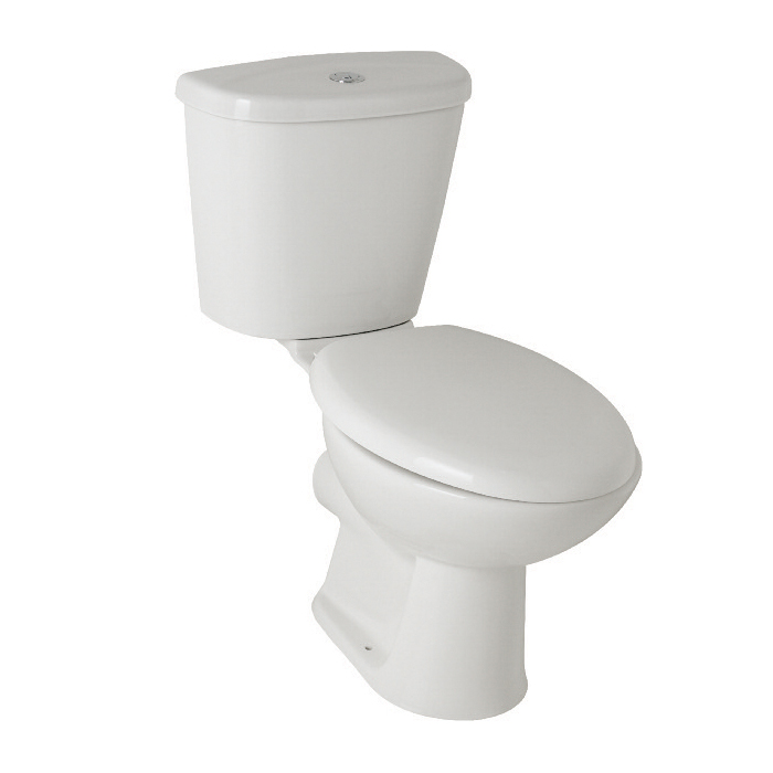 K-Vit G4K C/C WC Comfort Height Pan & Cistern (Seat Not Included)