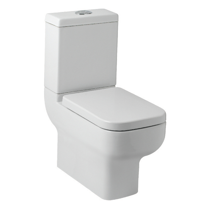 K-Vit Options 600 C/C Pan & Cistern (Seat Not Included)