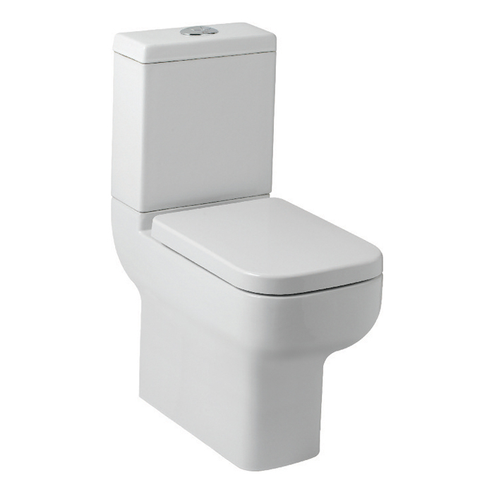 K-Vit Options Comfort Height Pan & Cistern (Seat Not Included)